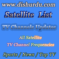 Satellite List TV Channels Frequencies Updates - cover