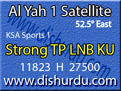 Yahsat-Frequency-Strong-TP-52.5°-East